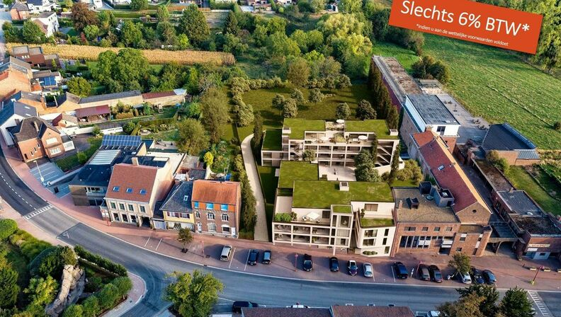 Residentie Het Gruunhof in Hoeselt