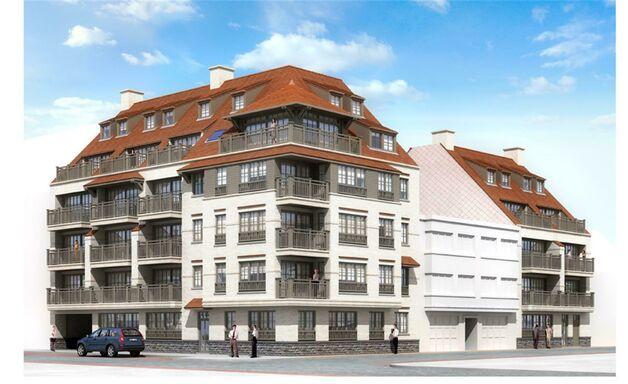 Residentie Gulden Vlies in Knokke-Heist