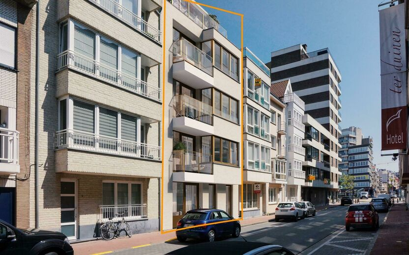 Residentie Old Brussels in Knokke-Heist